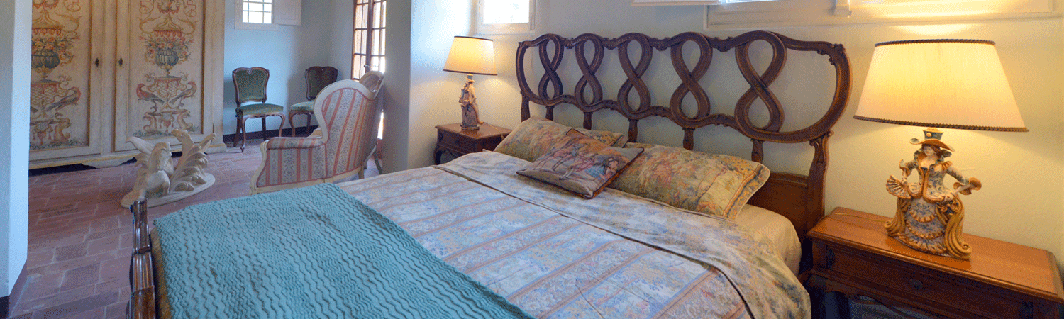 Villa Lucchesi | Our Rooms | Bed & Breakfast in Bagni di Lucca